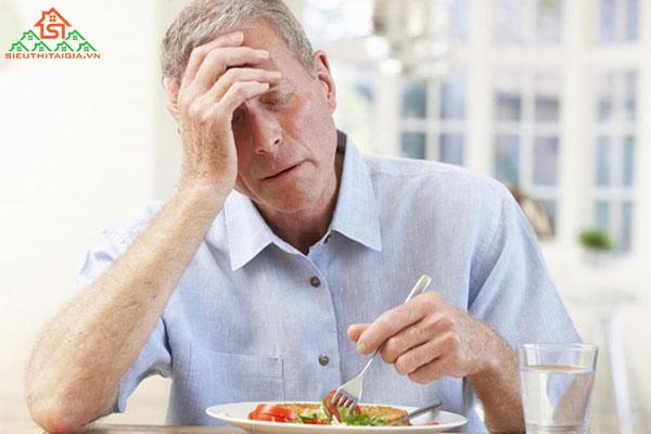 người bị suy dinh dưỡng