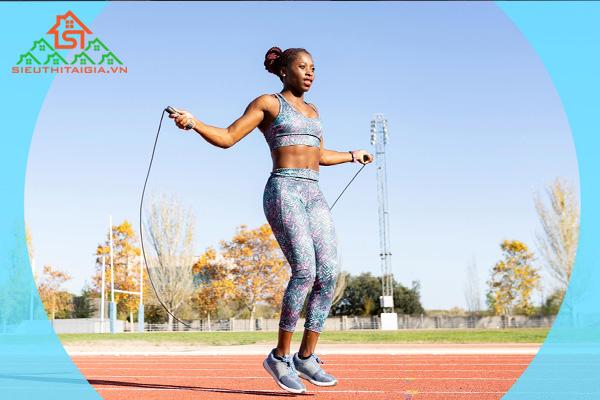 Nhảy dây có giảm mỡ bắp chân không? Tập gì giảm mỡ bắp chân?
