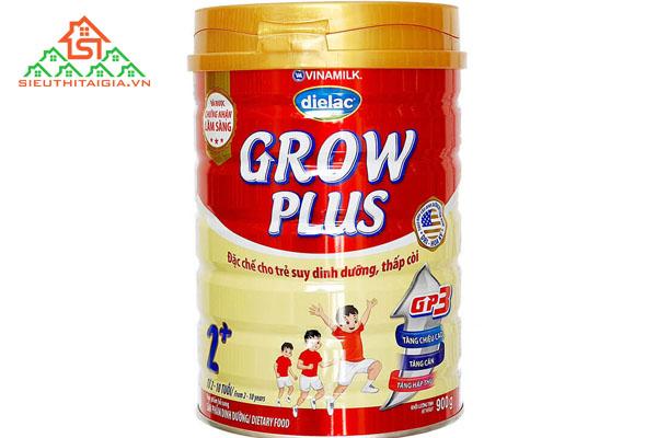 sữa dành cho trẻ suy dinh dưỡng