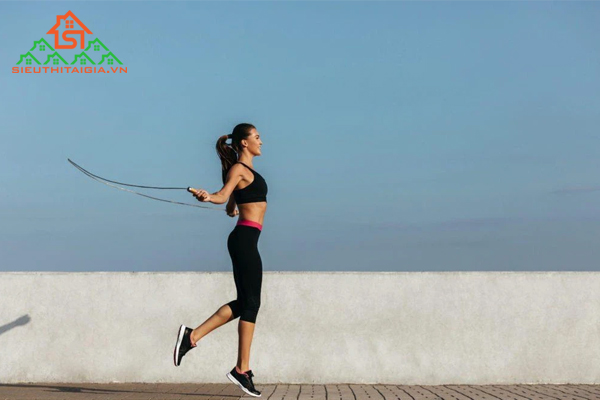 Cách chọn dây nhảy thể dục, chiều dài dây nhảy phù hợp là bao nhiêu?