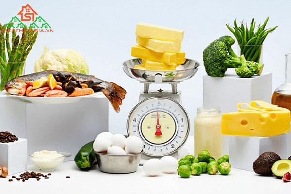 phương pháp giảm cân DAS