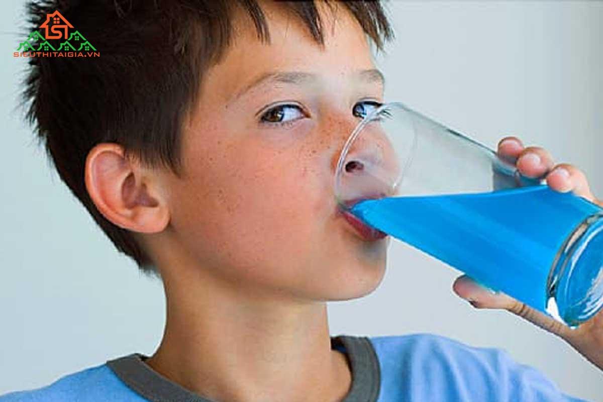 Trẻ em có uống được hoa đậu biếc không