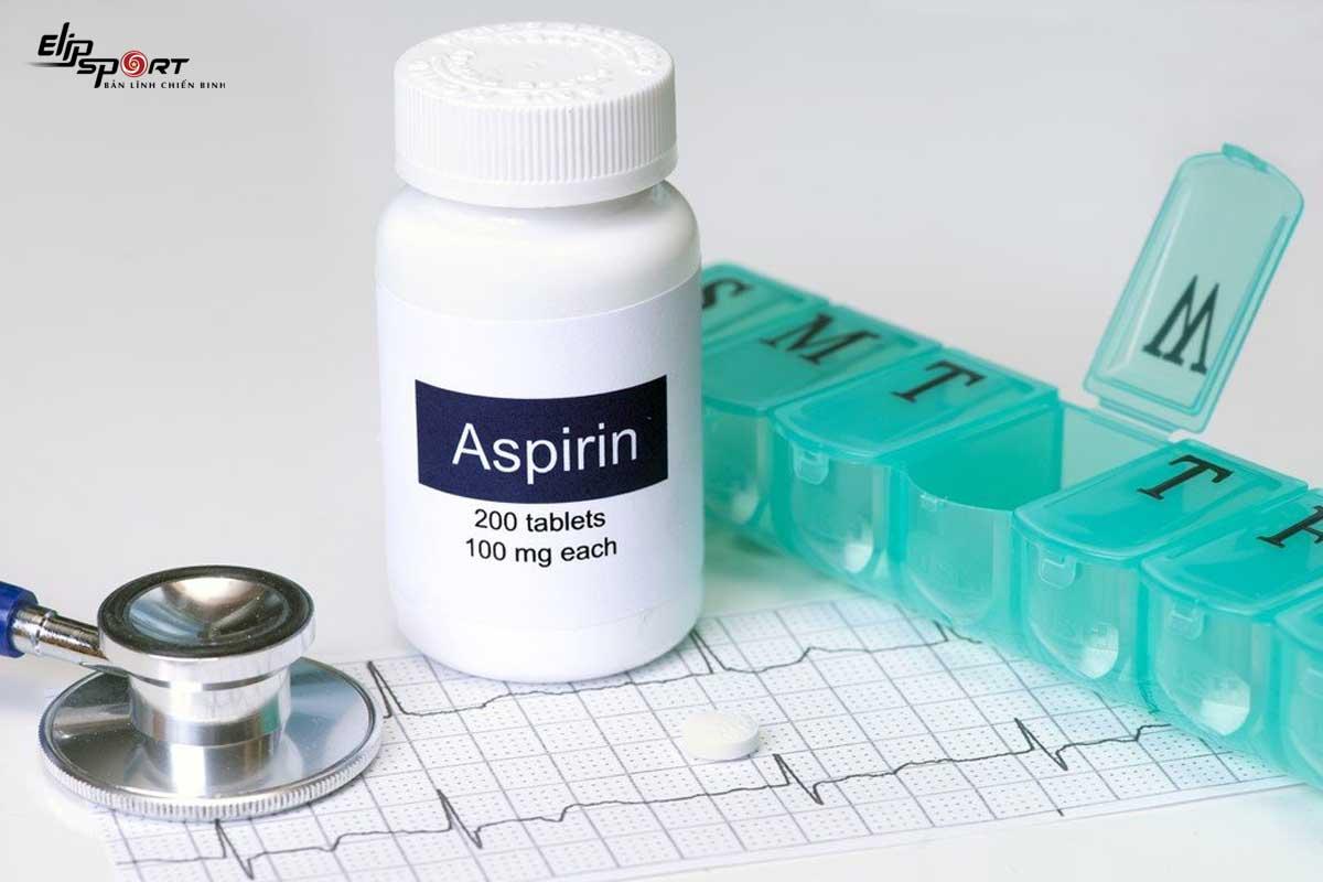 uống aspirin 81mg hàng ngày