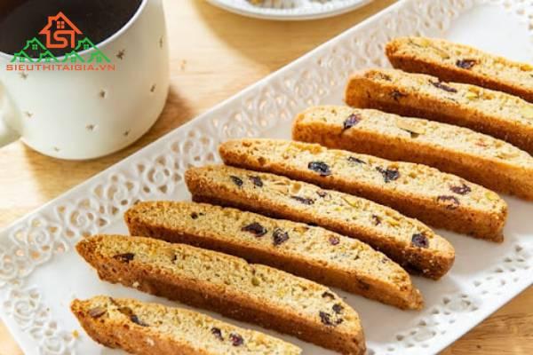 cách làm bánh hạt ăn kiêng