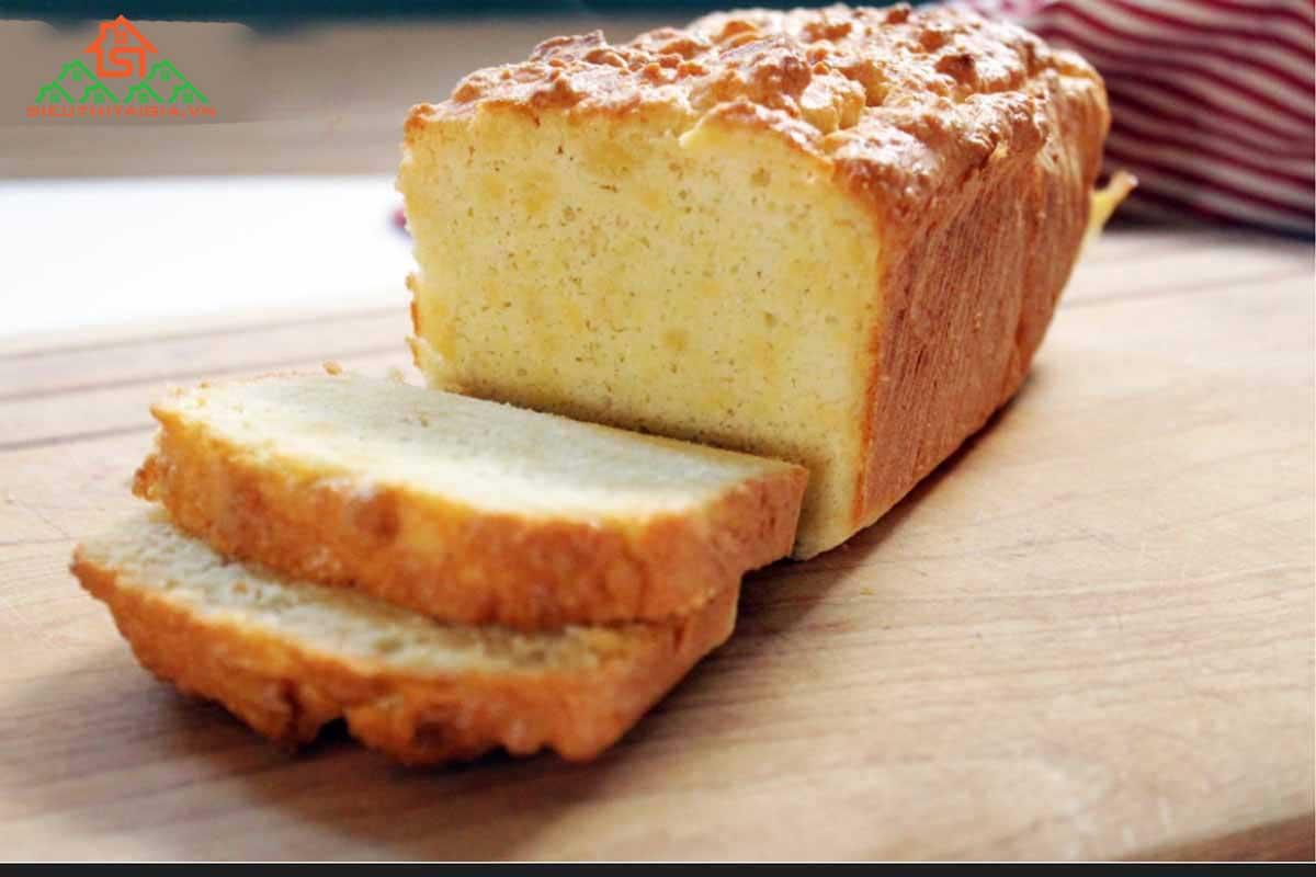 Cách làm bánh dừa hạnh nhân keto