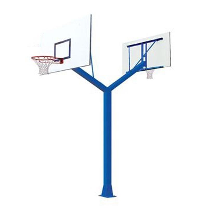Trụ bóng rổ cố định đôi Elip ET01 - ảnh 1