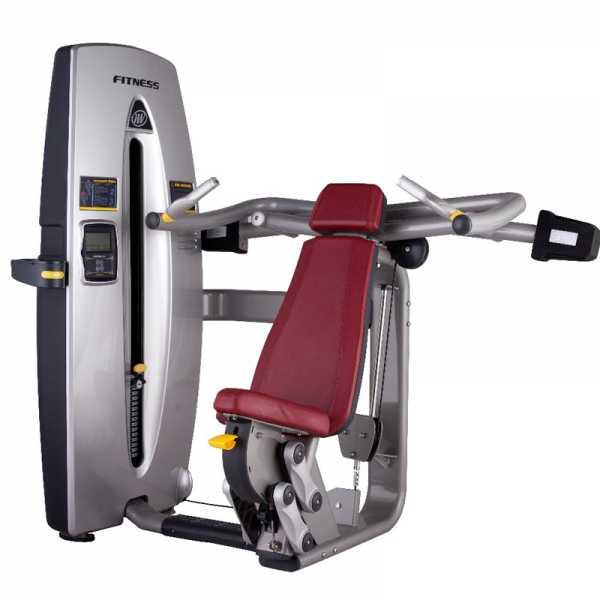 Máy tập đẩy vai Elip EMG07
