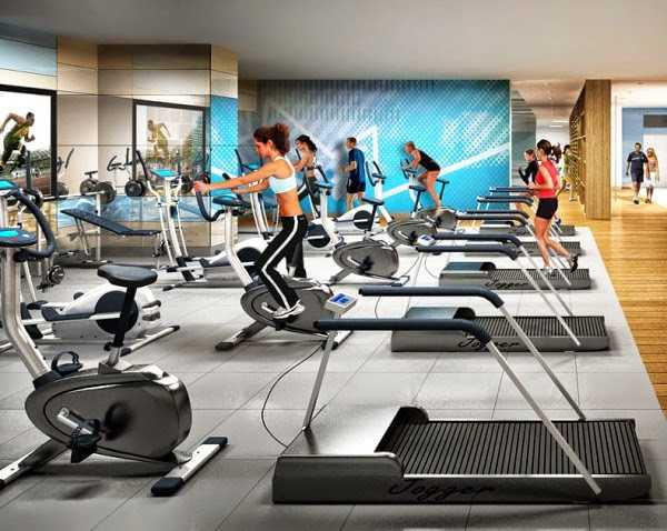 Phòng Gym Bắc Ninh