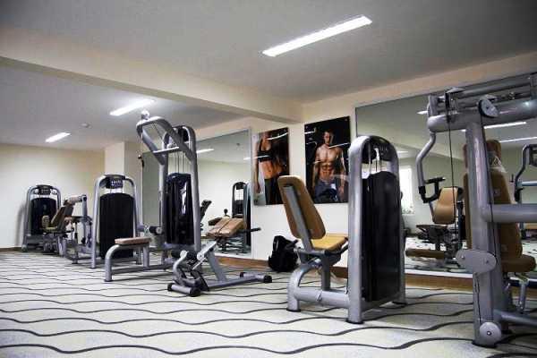 Phòng gym Kiên Giang.