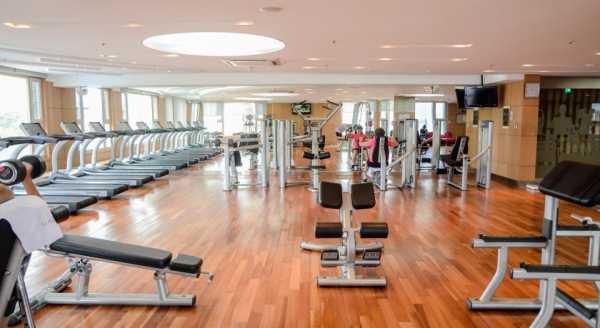 Phòng gym Thanh Hóa-2 .