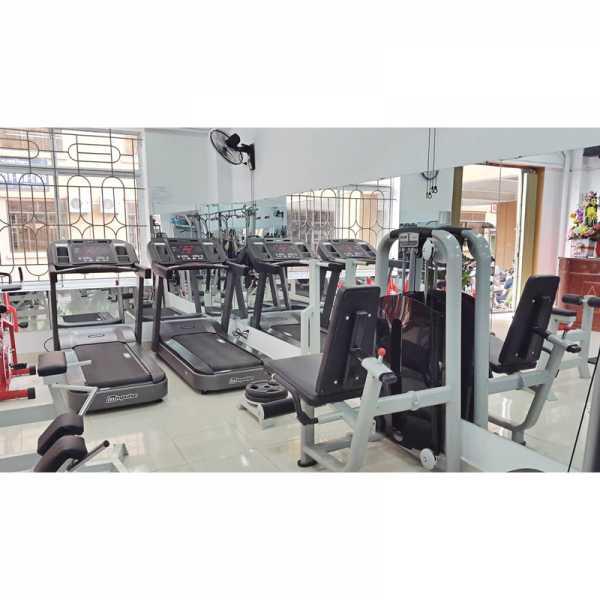 Phòng Gym đại học công nghiệp Hà Nội