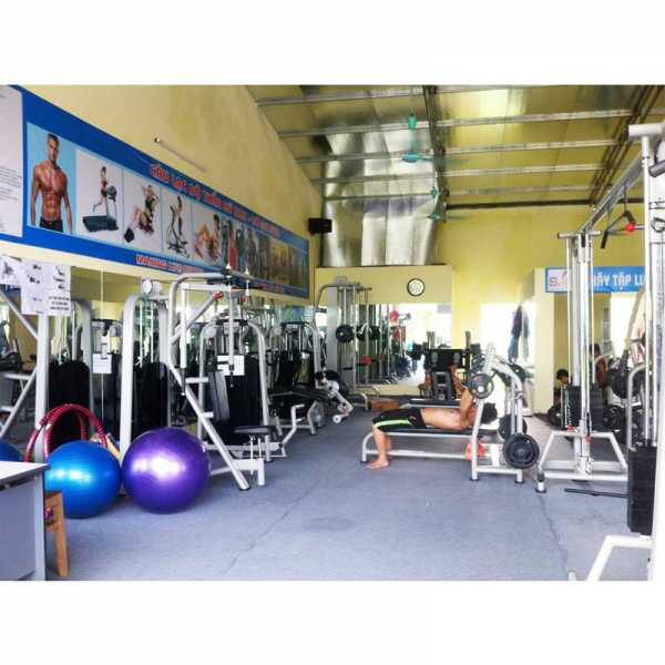 Phòng Gym Hải Dương