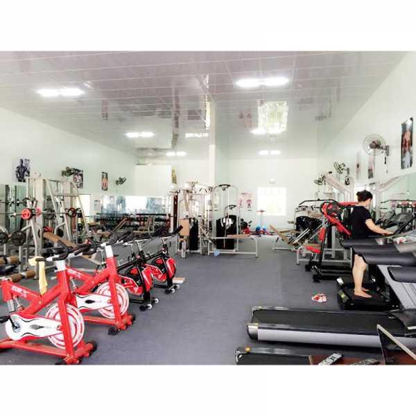 Phòng Gym Đồng Tháp