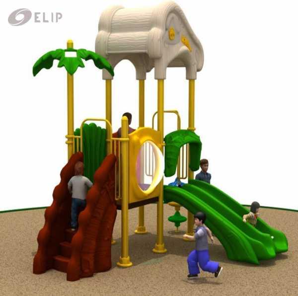 Cầu trượt liên hoàn Elip - F