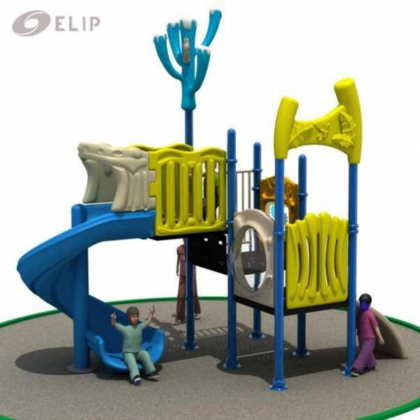 Cầu trượt liên hoàn Elip - G