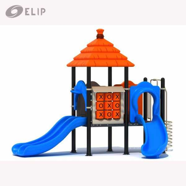 Cầu trượt liên hoàn Elip - H