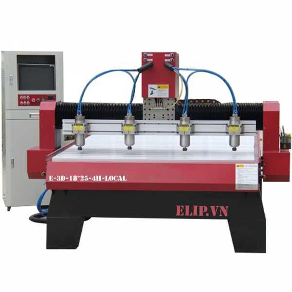 Máy phay gỗ ELIP-Local E-3D-15*13-4H