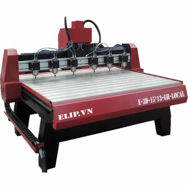 Máy phay gỗ ELIP-Local E-3D-15*13-6H
