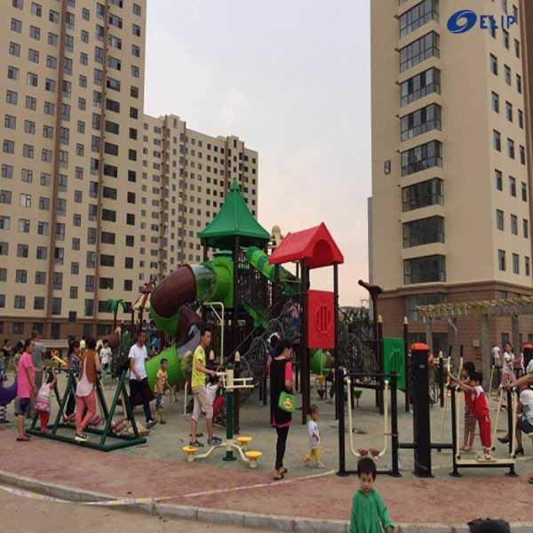 Ảnh sản phẩm Sân chơi công viên Elip Becamex