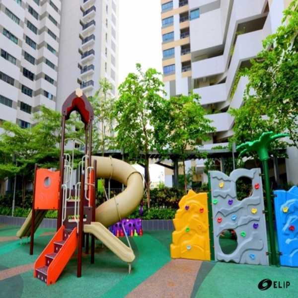 Ảnh sản phẩm Sân chơi công viên Elip Tower