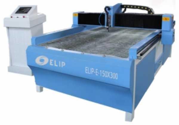 Máy cắt CNC plasma Elip-E-150*300-200A