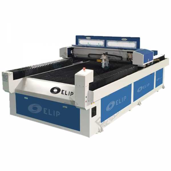 Máy cắt laser kim loại và phi kim Elip E-200*400-150W