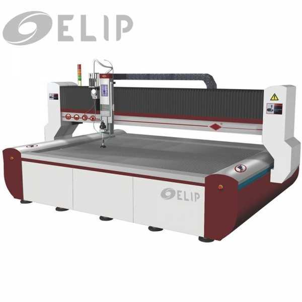 Máy cắt tia nước Elip E-75W*42A-L130*250