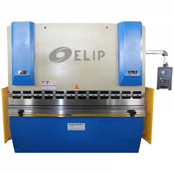 Máy chấn tôn NC Elip E-2000-100T