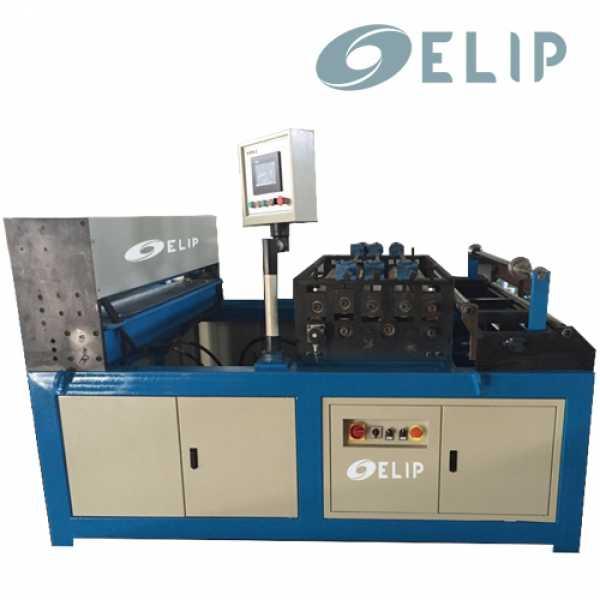 Máy cắt-xả-ép phẳng tôn Elip E-125*1.5-XT