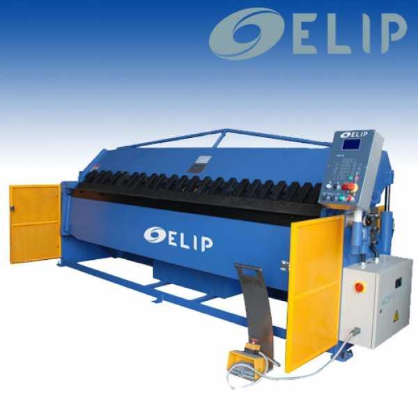 Máy gấp tôn CNC Elip E-3200*2ly-TL