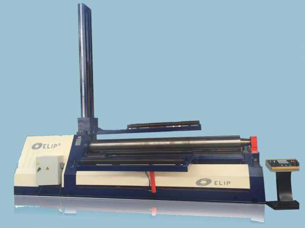 Máy Uốn Tôn Elip 4 Roller Hydraulic EF-25*12LY