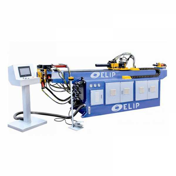 Máy Uốn Ống CNC Elip E-50-2A-1S