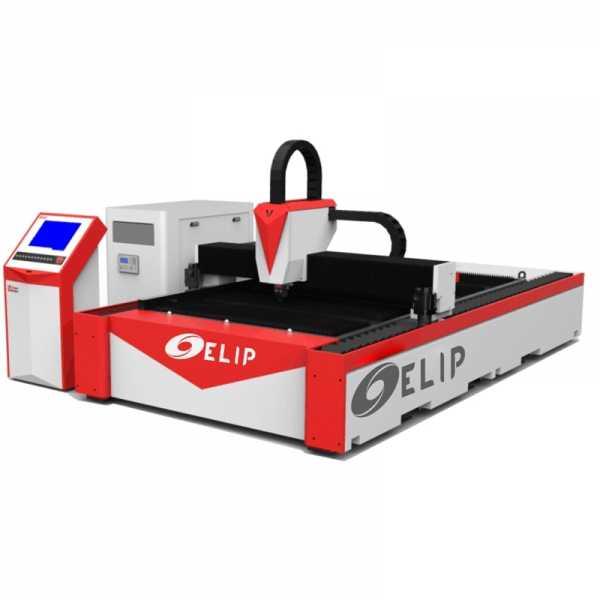 Máy Cắt CNC Laser Fiber Elip Gold EG-S-1530-700W
