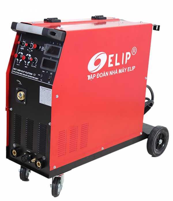 Máy hàn Mig Elip Plutoni Inverter-IGBT E-300MT