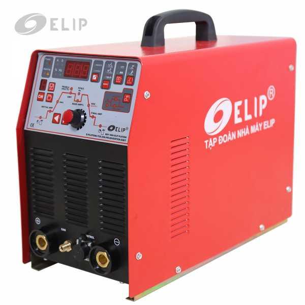 Máy hàn Tig Elip Plutoni Inverter-IGBT E-200A