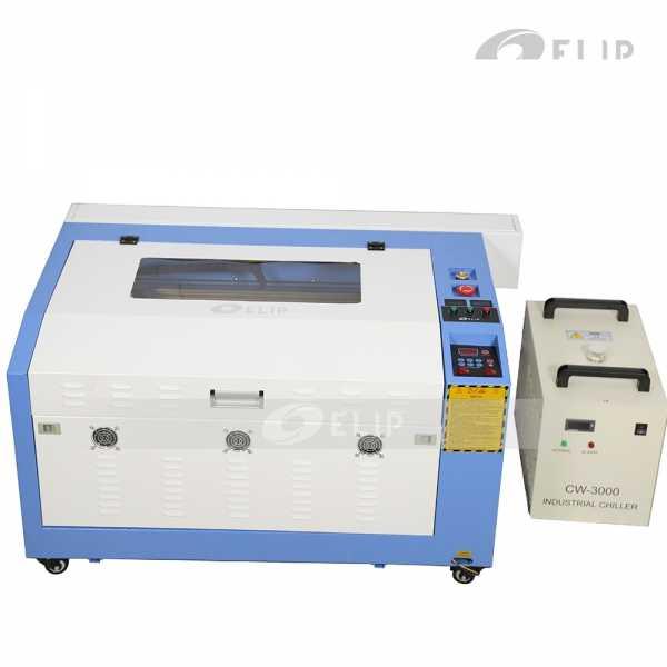 Máy cắt Laser Elip Eco-E60*100-80W