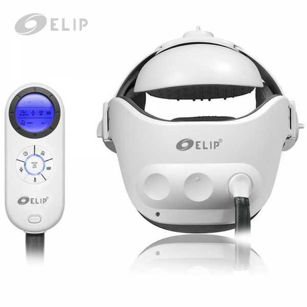 Ảnh sản phẩm Máy massage đầu Elip iKnow1180