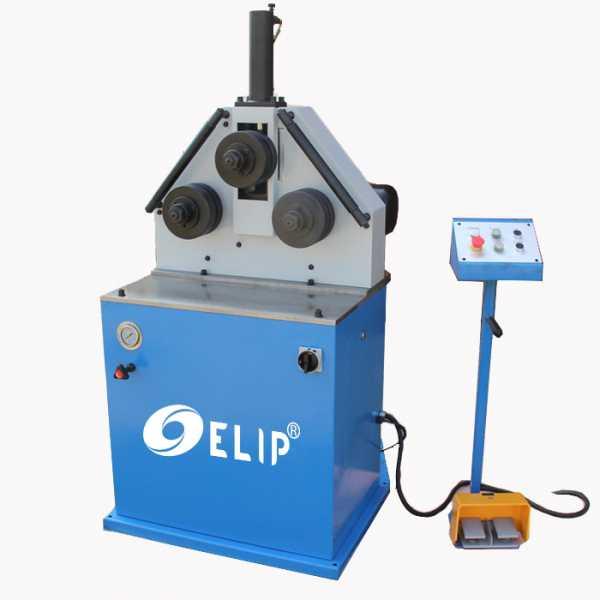 Máy uốn ống hình thủy lực Elip E-40