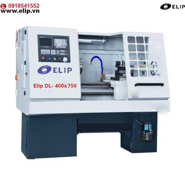 Máy tiện CNC Elip DL - 400*750