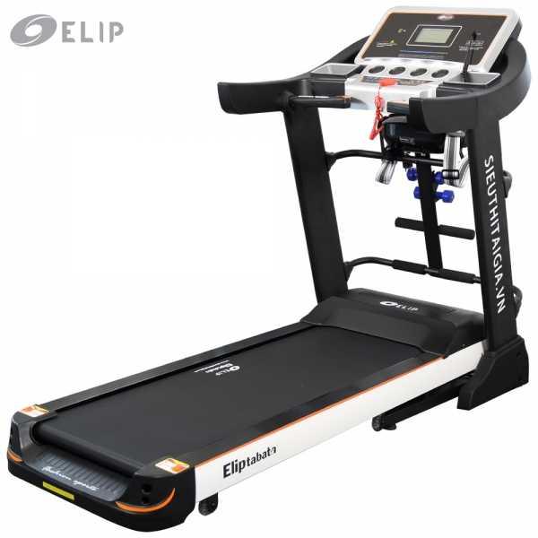 Máy chạy bộ điện Elip Tabata-Thanh lý