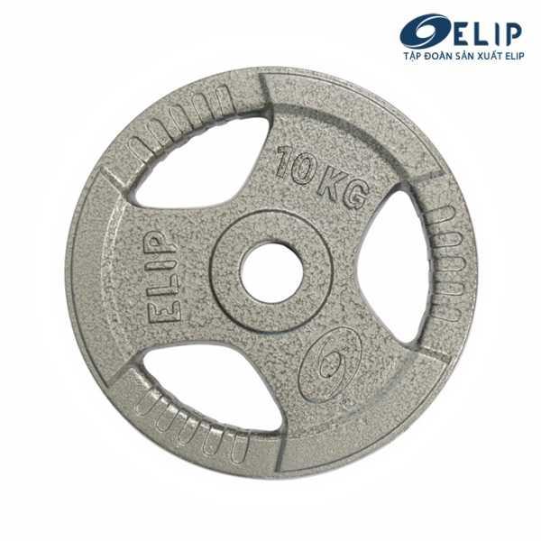 Tạ Gang Elip Rubic Phi 50-10Kg