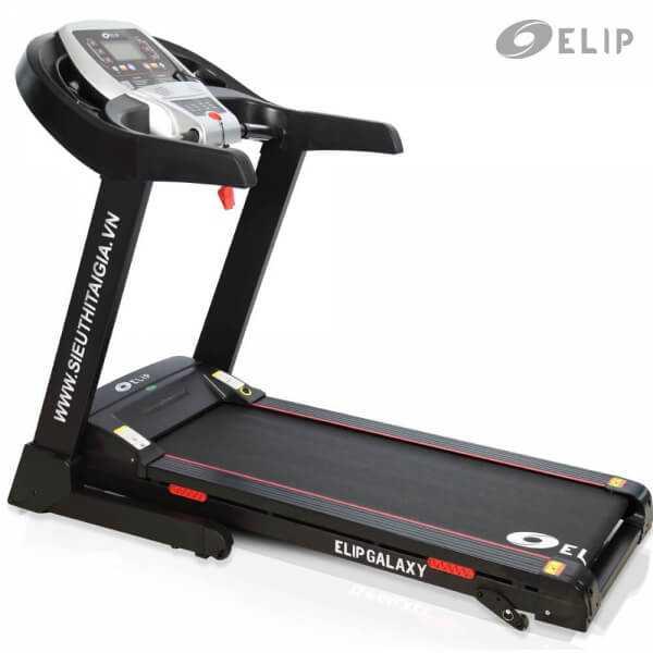 Máy chạy bộ điện ELIP Galaxy - Thanh Lý