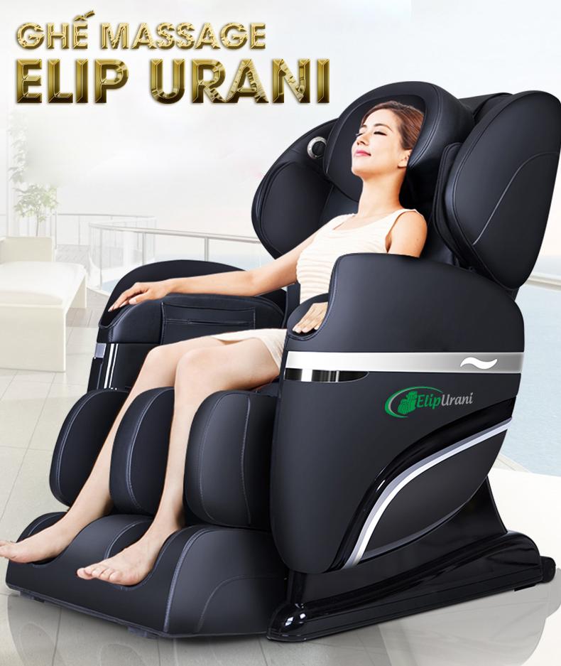 Mua ghế massage loại nào phù hợp với gia đình?