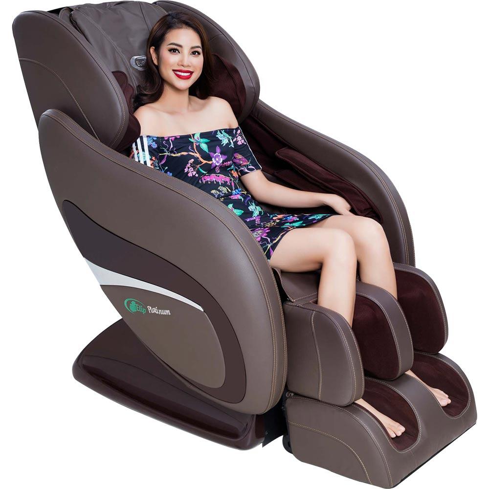 Ghế massage Elip – Nữ hoàng massage tại nhà
