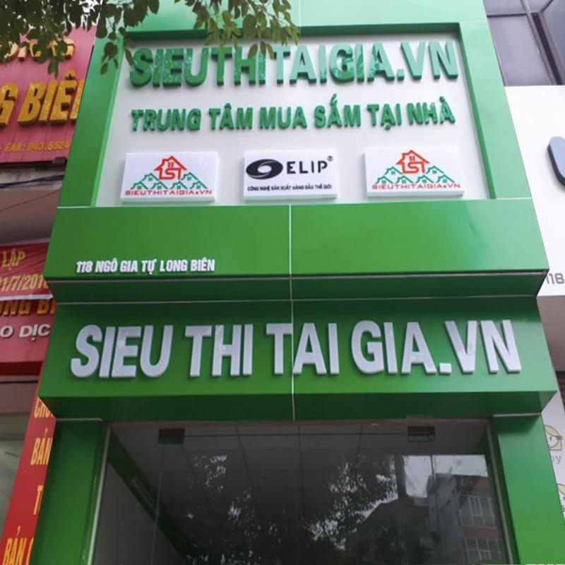 Khai trương chi nhanh Sieuthitaigia.vn - Long Biên
