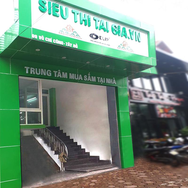 Khai trương chi nhánh mới Sieuthitaigia.vn tại quận Tây Hồ