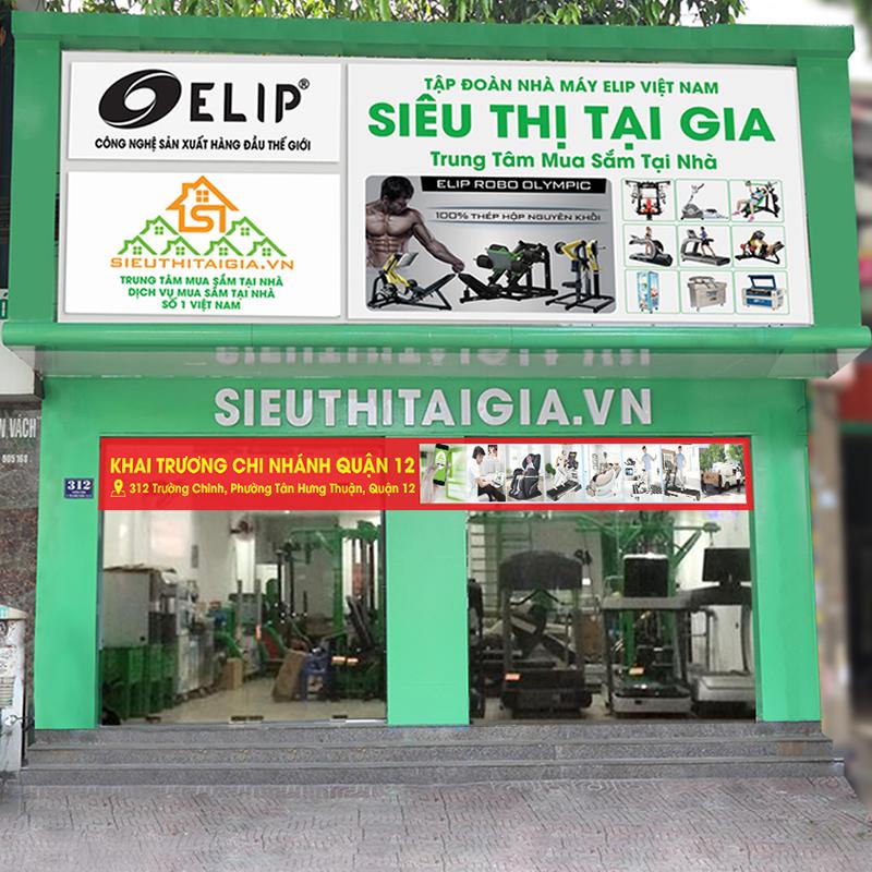 Sieuthitaigia.vn tặng quà mừng khai trương chi nhánh Quận 12