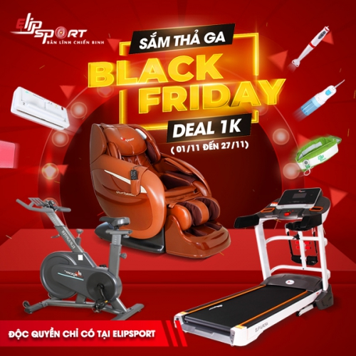Black Friday Sắm Thả Ga - Deal 1K