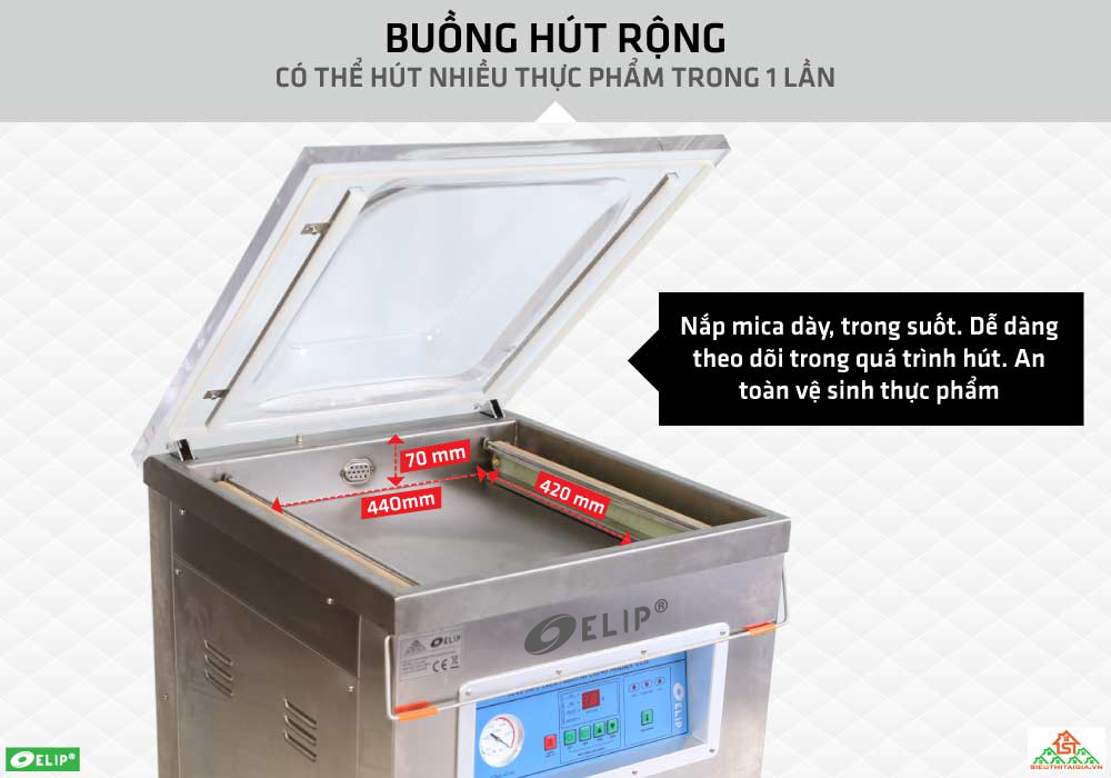 may hut chan khong cong nghiep