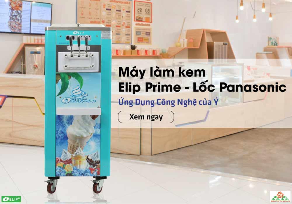 máy làm kem Elip Prime